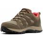 Columbia Redmond III Waterproof Shoes Women, marron/rose