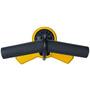 BBB AirSteel BFP-27 Standpumpe gelb/schwarz