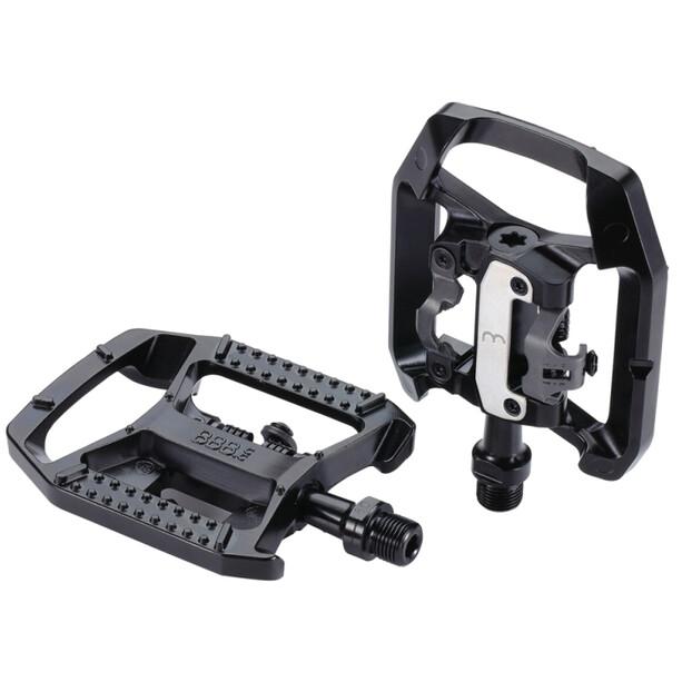 BBB DualChoice BPD-61 Pedale black