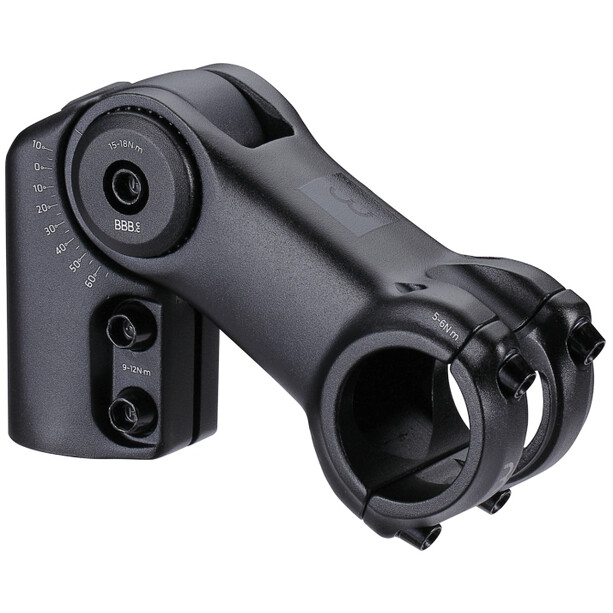 BBB HighFix BHS-35 Vorbau Ø31,8mm schwarz
