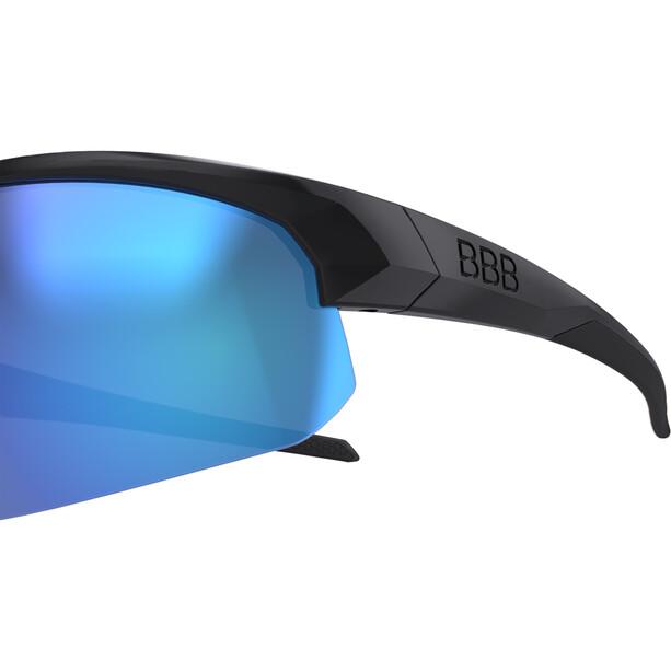 BBB Impress BSG-58 Sportbrille schwarz/blau