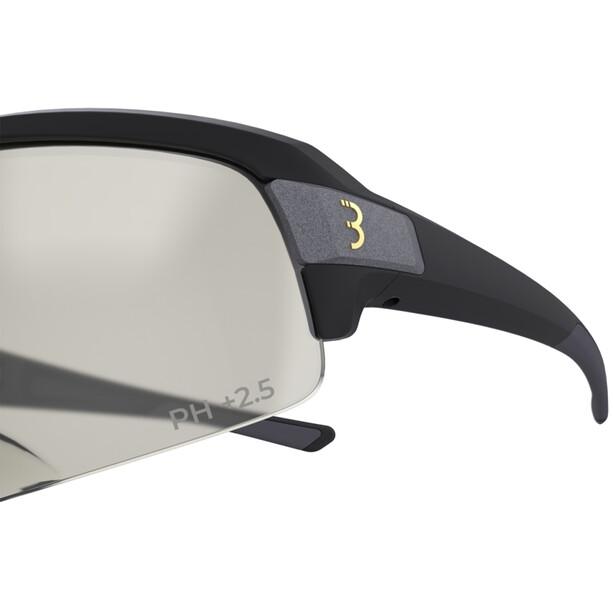 BBB Impulse Reader PH BSG-64PH Sportbrille +2,5dpt schwarz/transparent
