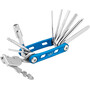 BBB PrimeFold BTL-48 Toolkit L, bleu/argent