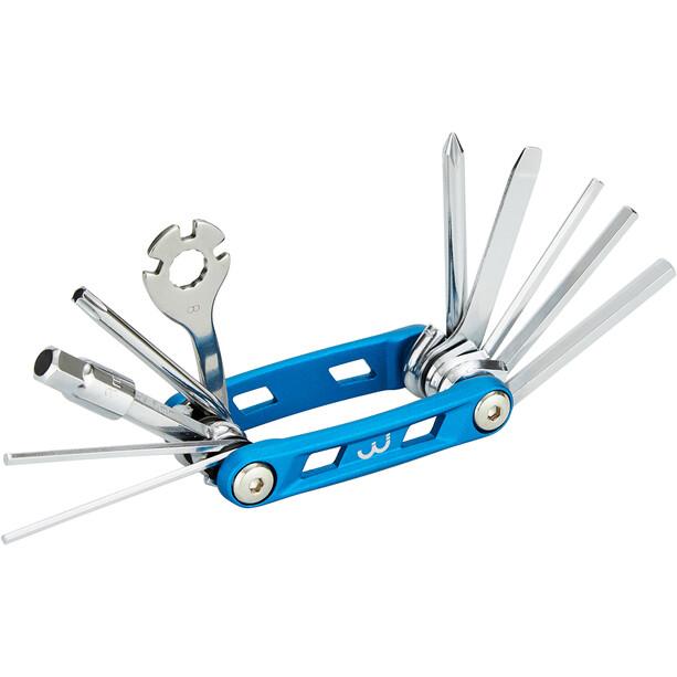 BBB PrimeFold BTL-48 Toolkit M, blue/silver