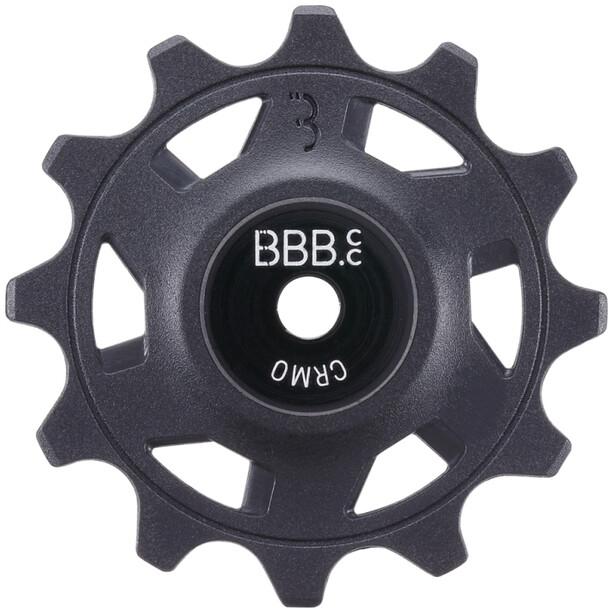 BBB RollerBoys BDP-07 Schaltrollen 12-14Z black