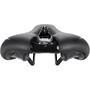 BBB SportComfort Anatomic BSD-72 Sattel black