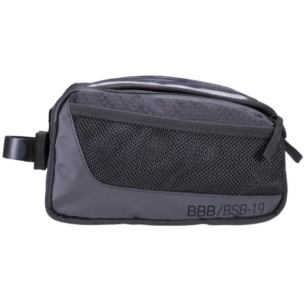 BBB TopTank X BSB-19 Frame Bag svart