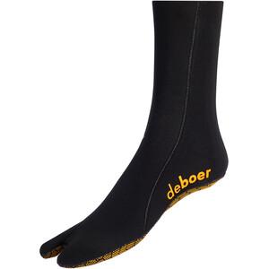 deboer Polar Socken schwarz schwarz