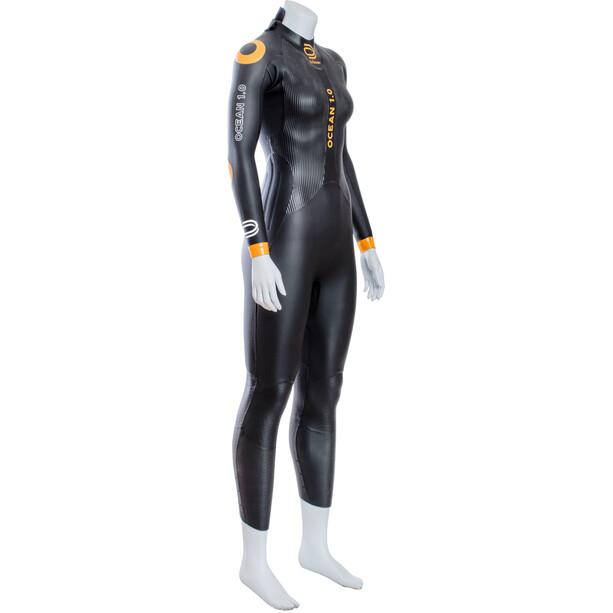 deboer Ocean 1.0 Wetsuit Damen schwarz