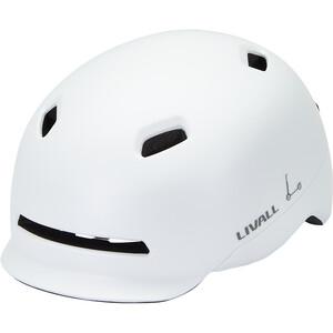LIVALL C20 Helm weiß weiß