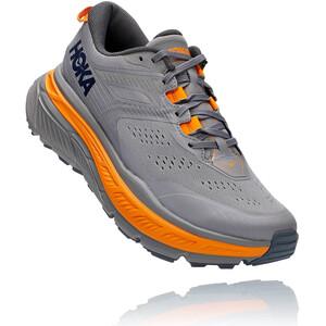 Hoka One One Stinson ATR 6 Running Shoes Men frostgray/brightmarigold frostgray/brightmarigold