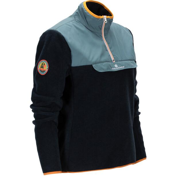 Amundsen Sports Roamer Fleece Wool Jacket Women Blå