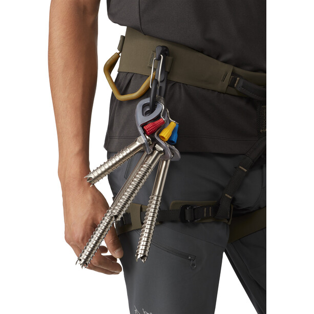 Arc'teryx AR-395A Harness Men brun