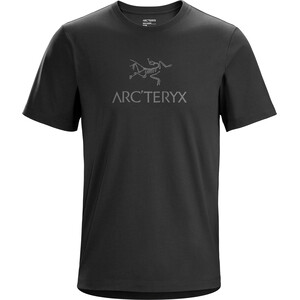 Arc'teryx Arc'Word Short Sleeve Shirt Men black ii black ii