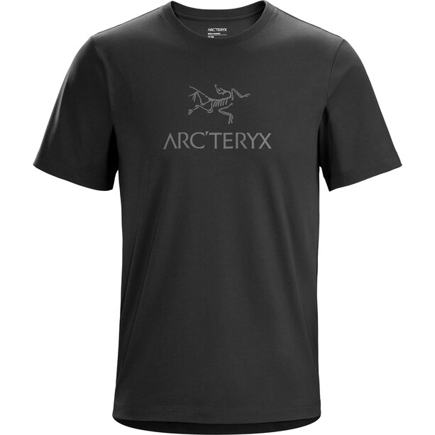 Arc'teryx Arc'Word Short Sleeve Shirt Men black ii