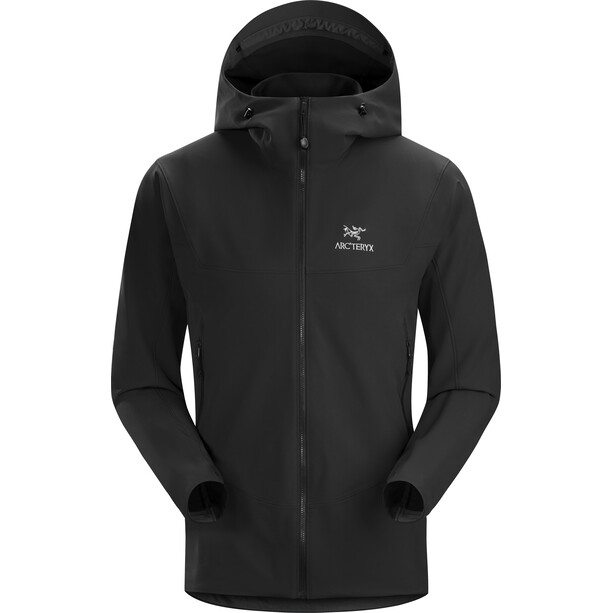 Arc'teryx Gamma LT Hoody Men black