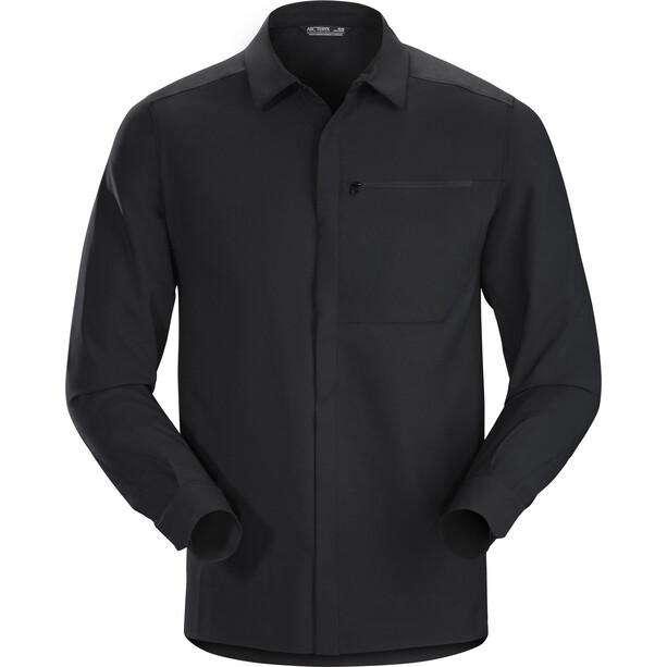 Arc'teryx Skyline Long Sleeve Shirt Men black