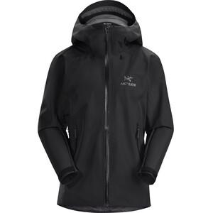 Arc'teryx Beta LT Jacket Women black black