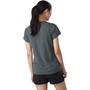 Arc'teryx Quadra Crew Short Sleeve Shirt Women enigma heather