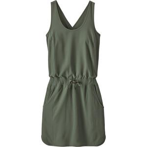 Patagonia Fleetwith Dress Dam grön grön