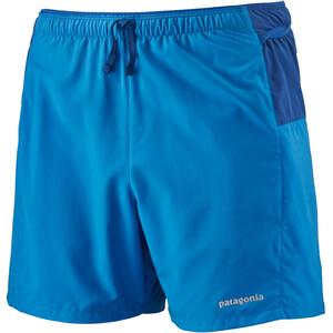 "Patagonia Strider Pro Shorts 5"" Herr blå blå"