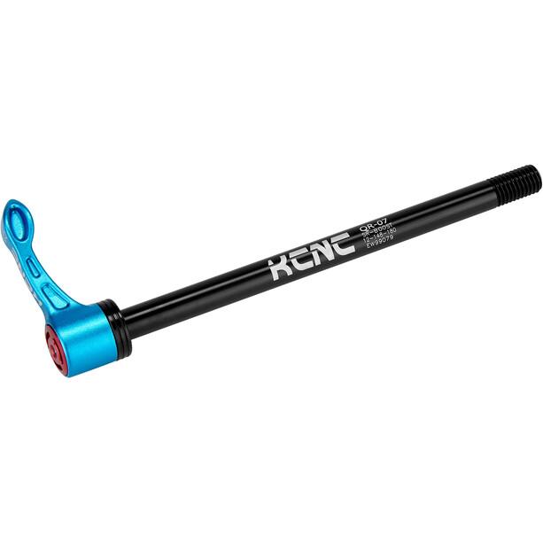 KCNC KQR07-SR Quick & Easy Steckachse 12x148mm Maxle blau