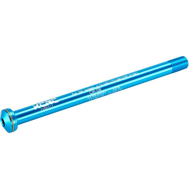 KCNC KQR08-SH Steckachse 12x148mm 172mm E-Thru blau