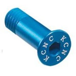 KCNC Schaltwerkschrauben L12mm blau blau