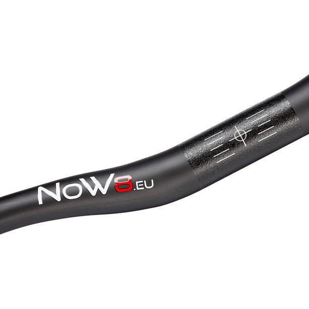NOW8 EBAR Riser Lenker 15mm Ø31,8mm UD Carbon