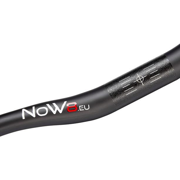 NOW8 EBAR Riser Lenker 25mm Ø31,8mm UD Carbon