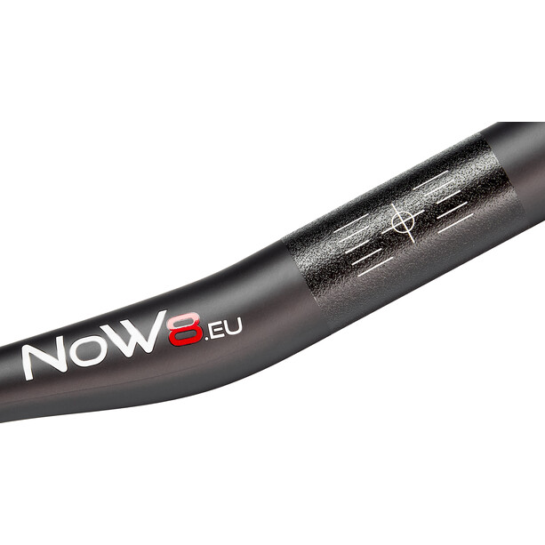 NOW8 EBAR Riser Lenker 25mm Ø35mm UD Carbon