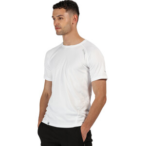 Regatta Virda II T-Shirt Herren white white