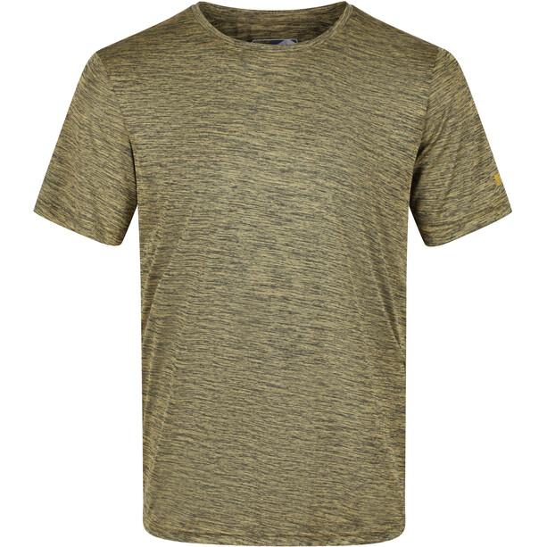 Regatta Fingal Edition T-Shirt Herren gelb