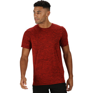 Regatta Fingal Edition T-Shirt Herren chinese red chinese red