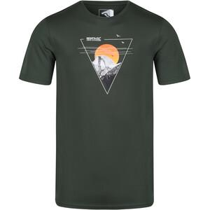 Regatta Fingal V T-Shirt Herren grün grün