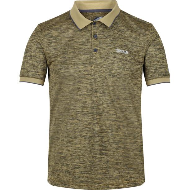 Regatta Remex II T-Shirt Herren gelb