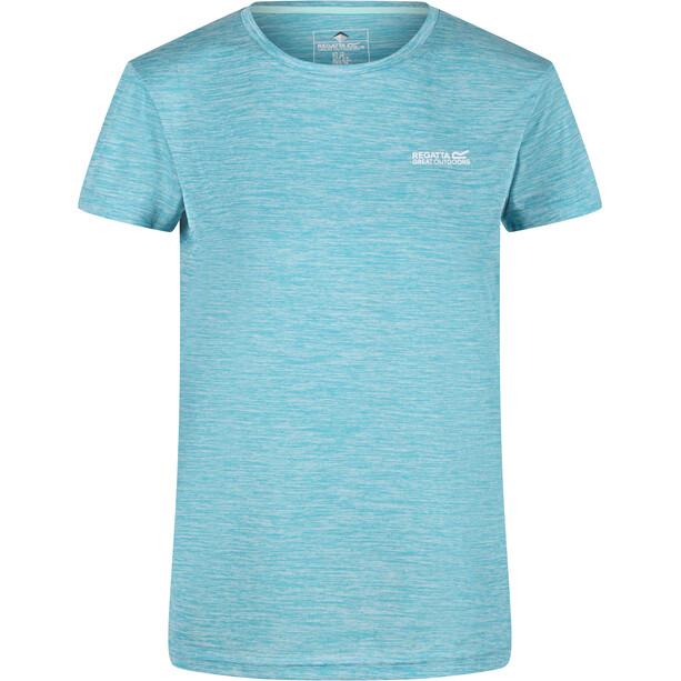 Regatta Fingal Edition T-Shirt Damen türkis