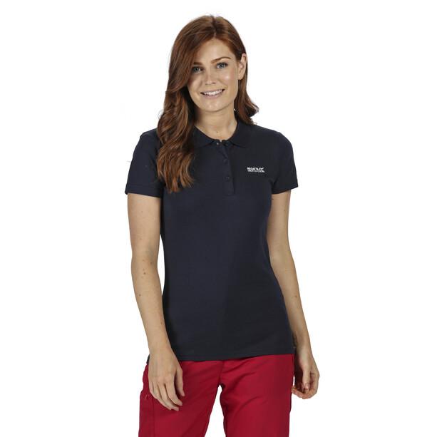 Regatta Sinton Poloshirt Damen blau