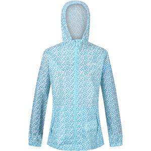 Regatta Printed Pack-It Jacke Damen blau/weiß blau/weiß