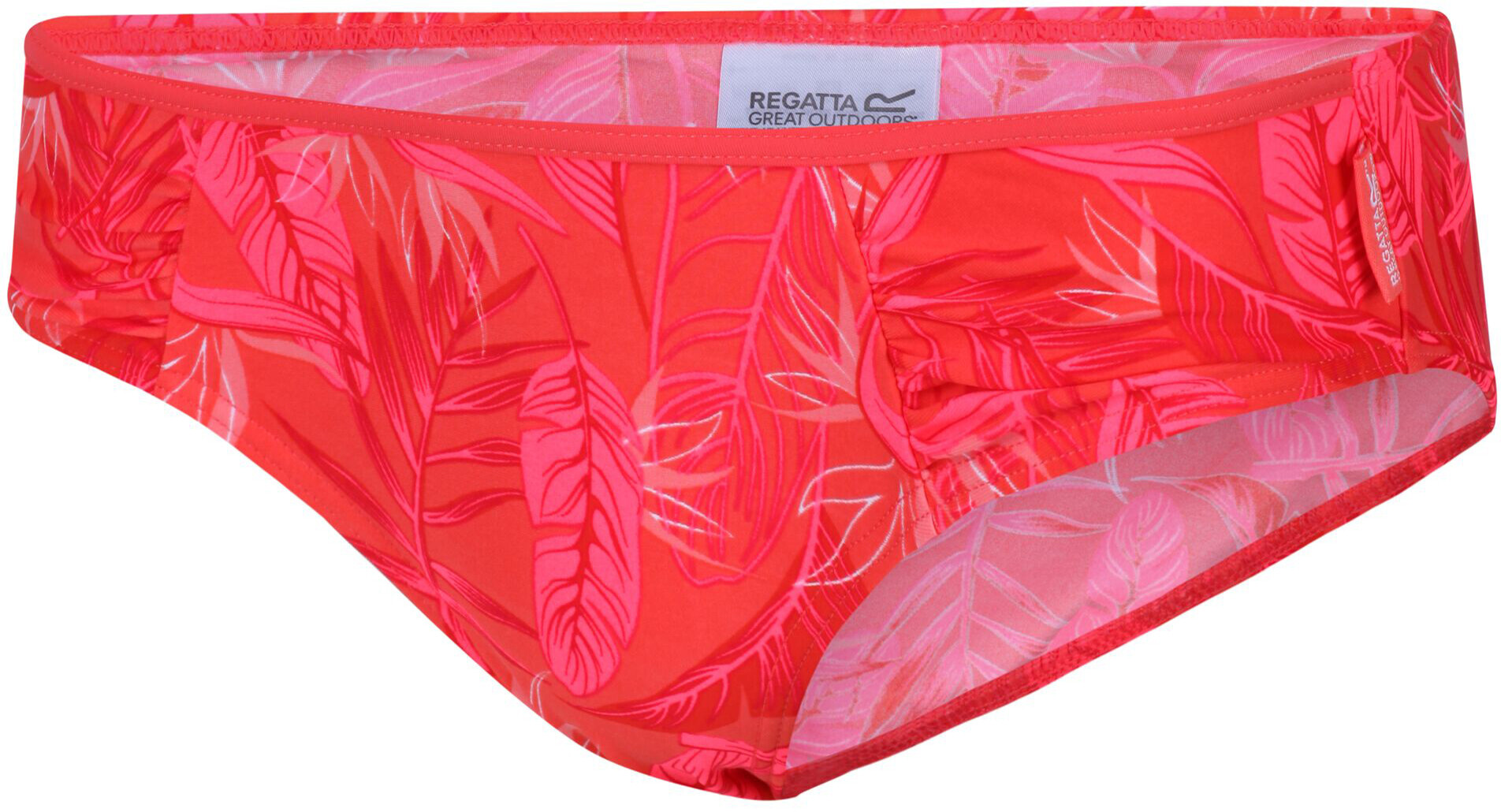 Aceana Kort bikini Damer, rød   base layer