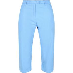 Regatta Maleena II Capri Pants Women, sininen sininen