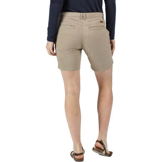 Regatta Solita II Shorts Damen beige