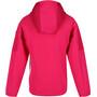 Regatta Jenning II Jacke Kinder pink/weiß