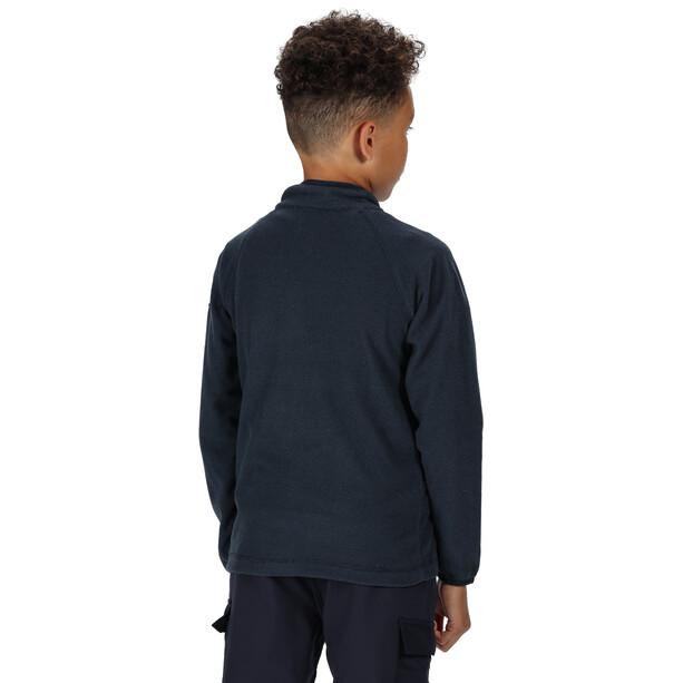 Regatta Loco Pullover Kinder blau