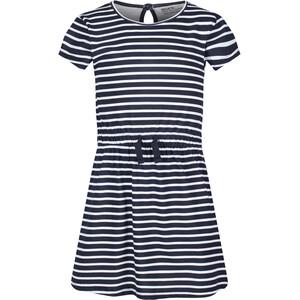 Regatta Catriona Dress Kids, blauw/wit blauw/wit