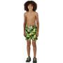 Regatta Skander II Board Shorts Kinder gelb/grau