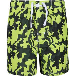 Regatta Skander II Board Shorts Kids gul/grå gul/grå