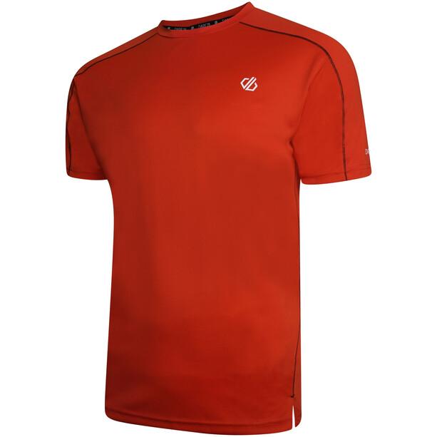 Dare 2b Discernible T-Shirt Herren rot