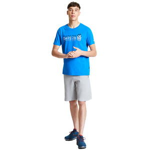 Dare 2b Focalize T-Shirt Herren athletic blue athletic blue