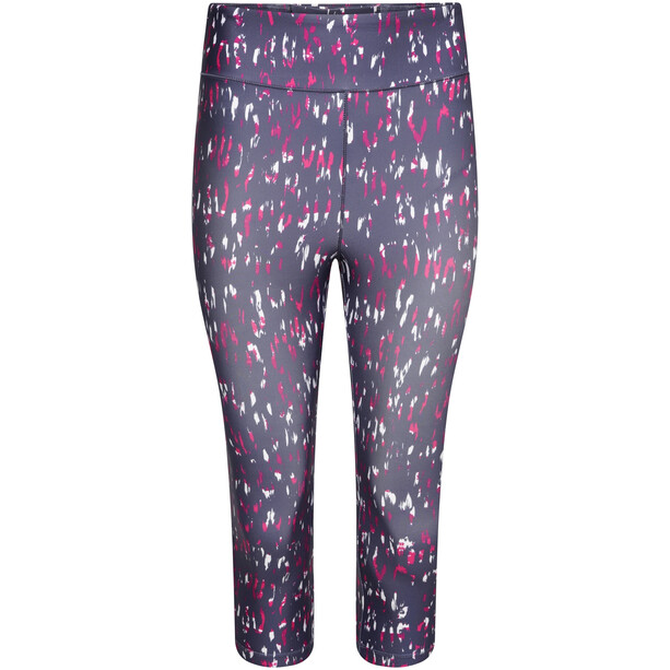 Dare 2b Influential 3/4 Tights Damen active pink leopard print